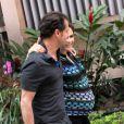Guilhermina Guinle chega a materinade com o marido, Leonardo Antonelli. Ela contou ao Purepeople que o pai estava mais ansioso que ela antes do nascimento da pequena