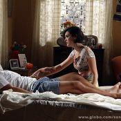 'Sangue Bom': Giane (Isabelle Drummond) tem sua primeira vez com Fabinho