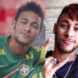 Neymar joga neste sábado (7), pela primeira vez na Seleção Brasileira em uma goleada de 6 a 0 contra a Austrália. O craque apareceu na partida com o cabelo diferente do que exibia do Brasil, o antigo topete moicano