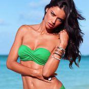 Top Adriana Lima diz que perdeu a virgindade aos 27 anos: 'Precisa ser firme'