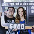 Ana Furtado é uma das apresentadoras do 'Video Show'