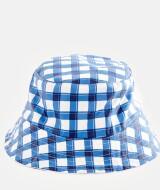Proteção e estilo com bucket hat xadrez A.Brand