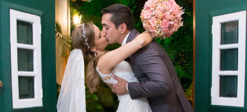 Veja fotos do casamento de Silvana Ramiro, do 'Bom Dia Rio'