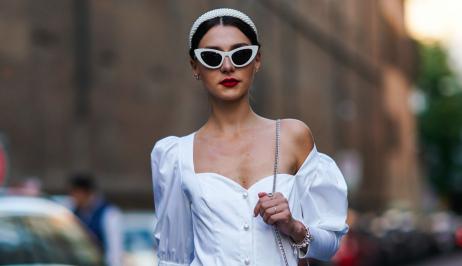 15 vestidos brancos para o verão